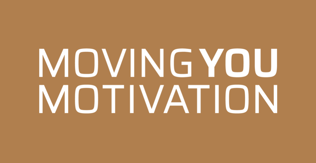 MOVING YOU MOTIVATION logo brunt