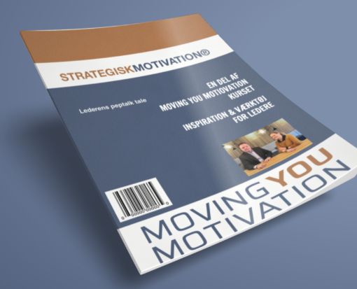 MOVING YOU MOTIVATION kursusintro om peptalk