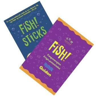 World famous FISH! and FISH! STICKS training films.