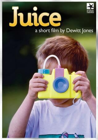 Find your 'JUICE' with Dewitt Jones.