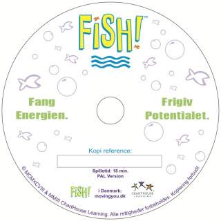 The world famous FISH! film on DVD.