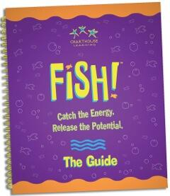 Here's the best guide in the world so you can present FISH! to your team in the best way.