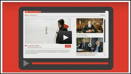 Video Arts streaming-tjeneste LEARNING ON>DEMAND flirter med Netflix og YouTube.