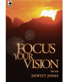 'Focus Your Vision' with Dewitt Jones.