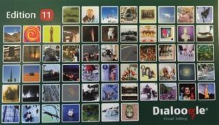 Dialoogle 11 picture cards. Order now on www.JOBogIDE.dk