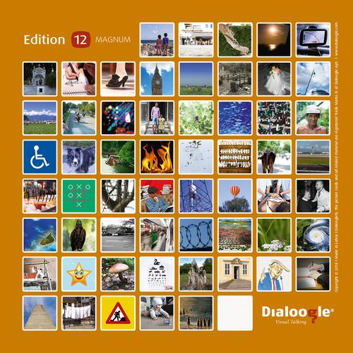 Dialoogle 12 picture cards. Order now on www.JOBogIDE.dk