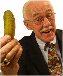Give 'em the PICKLES with Bob Farrell. Use him on your next meetings.