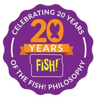 Why is it PLAY does not belong in any working environment? FISH! celebrates its 20th birthday  and invites everyone to appropiate play.