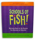 SCHOOLS OF FISH! the book. Welcome back to the reason you became a teacher.