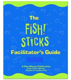 World Famous Pike Place Fish is FISH! STICKS