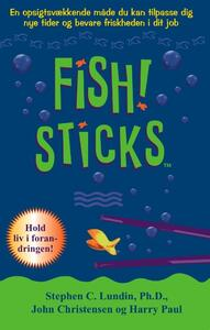 FISH! STICKS the book in english